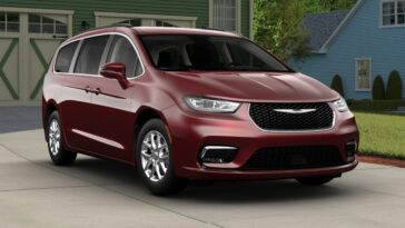 Chrysler Pacifica Touring 2021