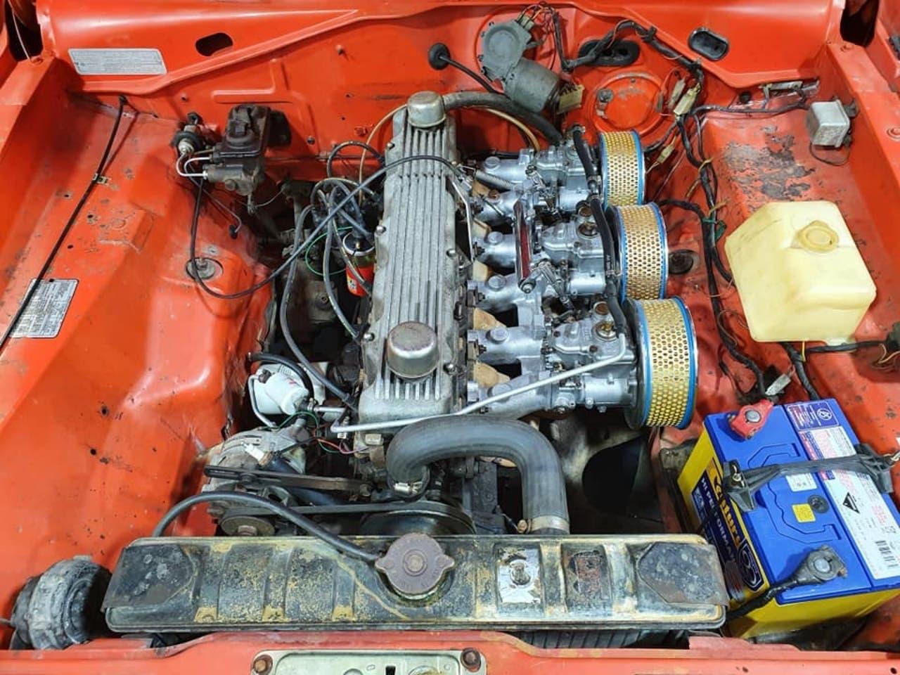 Chrysler Valiant Charger R/T E49 1972