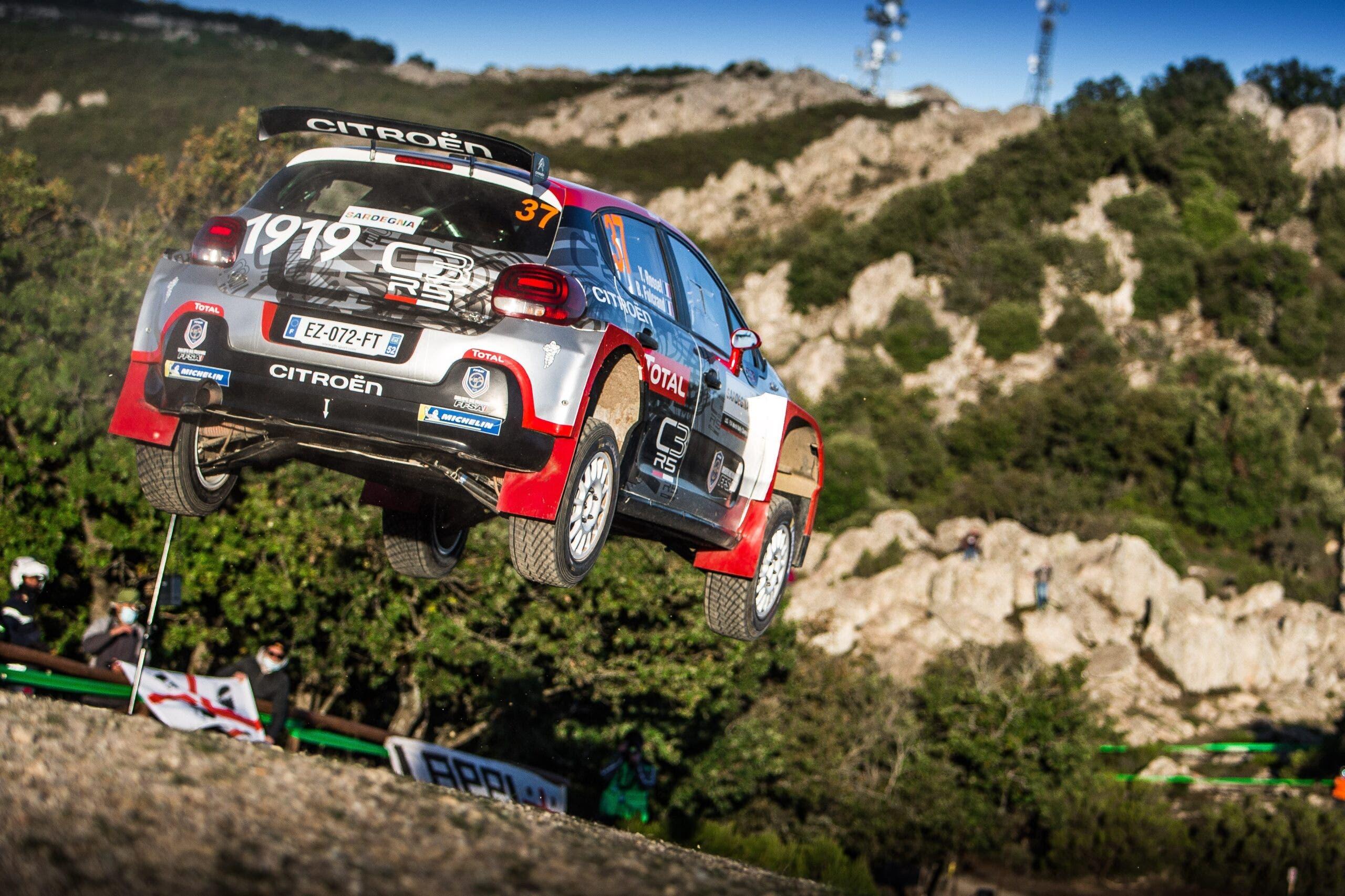 Citroën C3 R5 WRC3