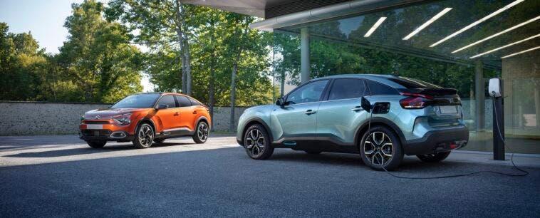 Citroën C4 ed e-C4 Regno Unito