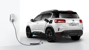 Citroën C5 Aircross Hybrid Plug-In cavo ricarica