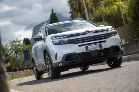 Citroën C5 Aircross Hybrid Plug-In gamma Italia