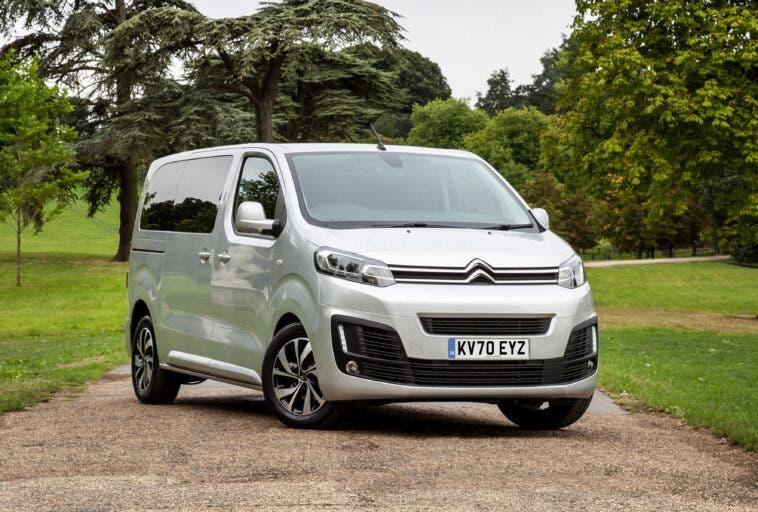 Citroën SpaceTourer Regno Unito