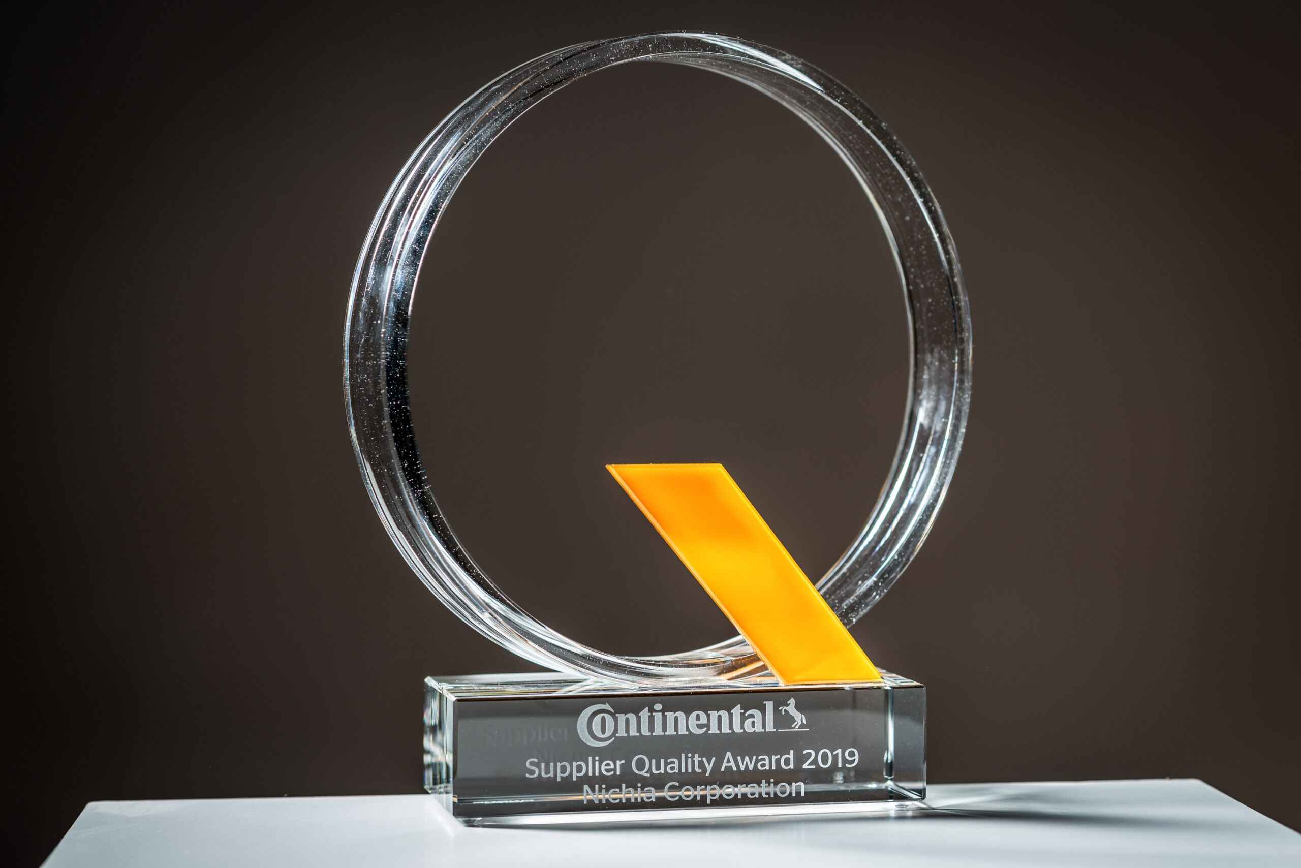 Continental Supplier of the Year 2019