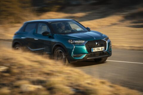 DS 3 Crossback Advanced Traction Control