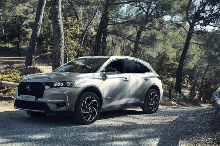 DS 7 Crossback Performance Line Bianco Assoluto Pastello