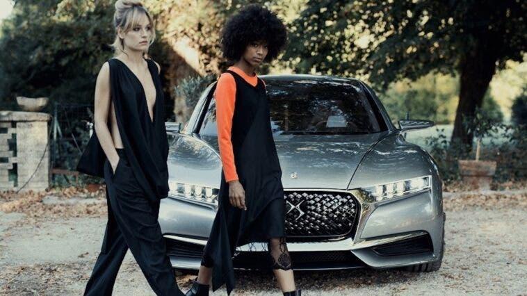 DS 7 Crossback E-Tense 4×4 300 Paris Fashion Week 2020
