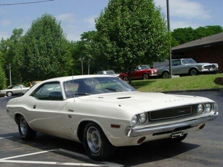 Dodge Challenger 383 1970