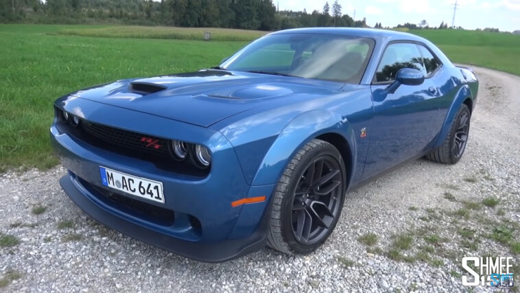 Dodge Challenger R/T Scat Pack Widebody Shmee150