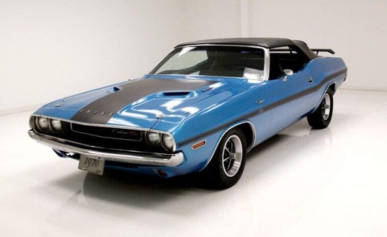 Dodge Challenger cabrio 1970 R/T tribute