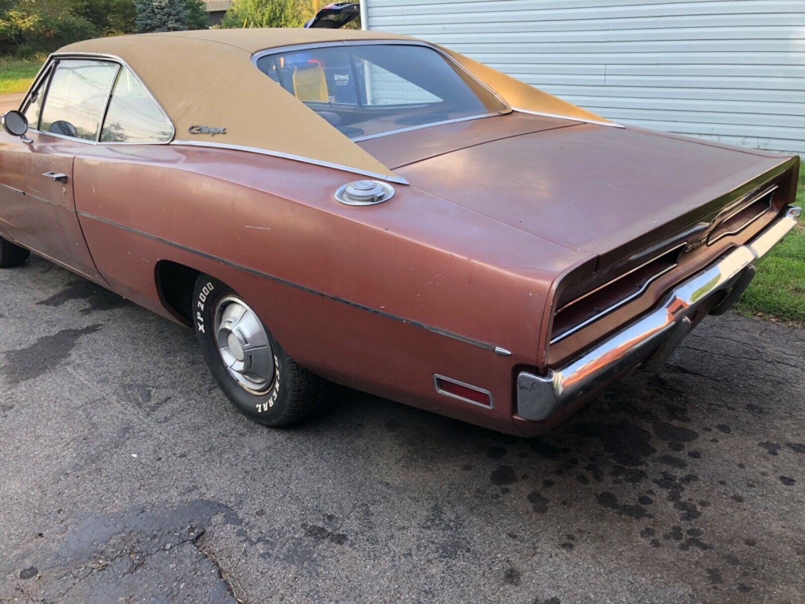 Dodge Charger 318 1970 asta