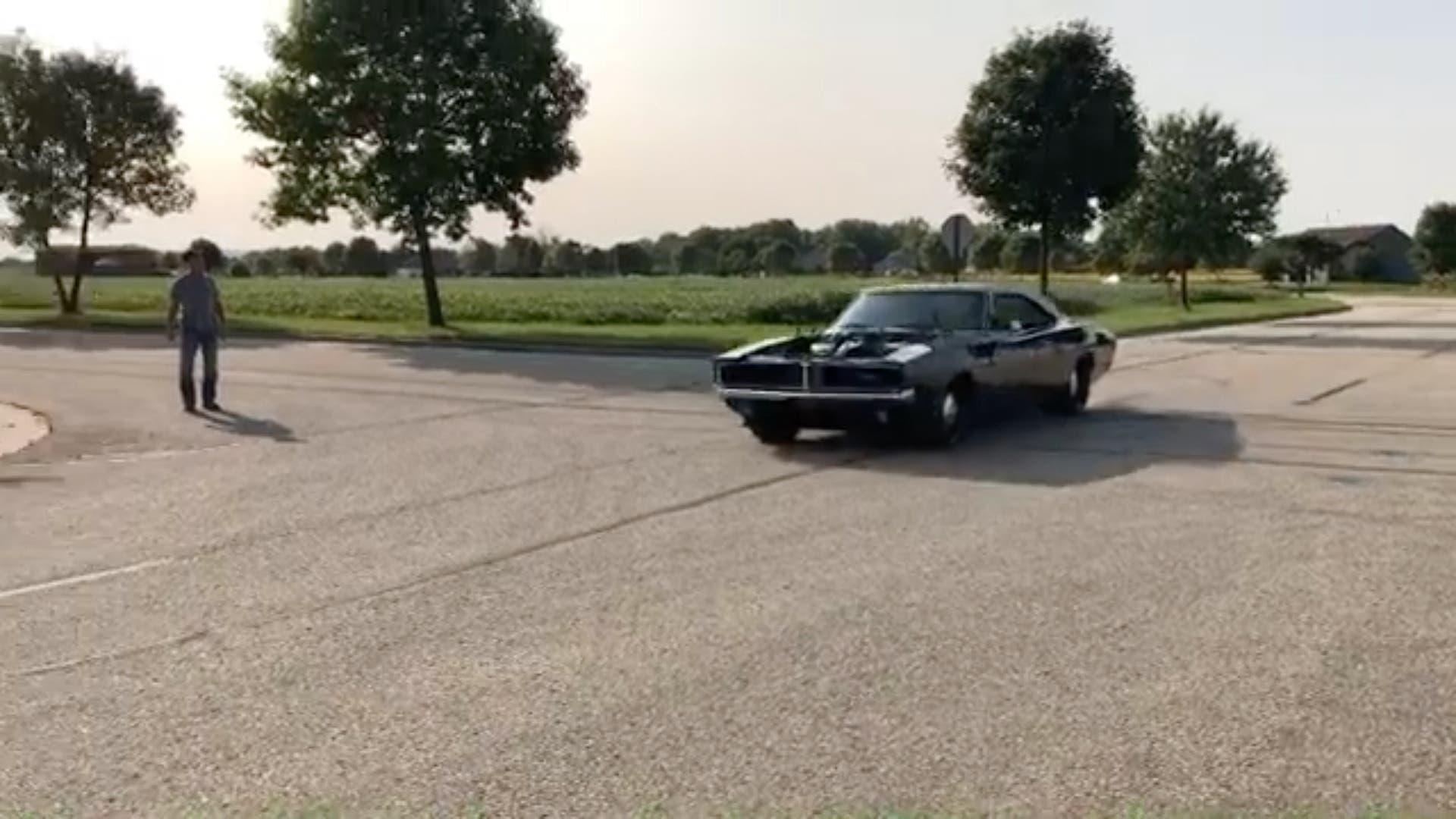 Dodge Charger Defector 1969 Hellephant