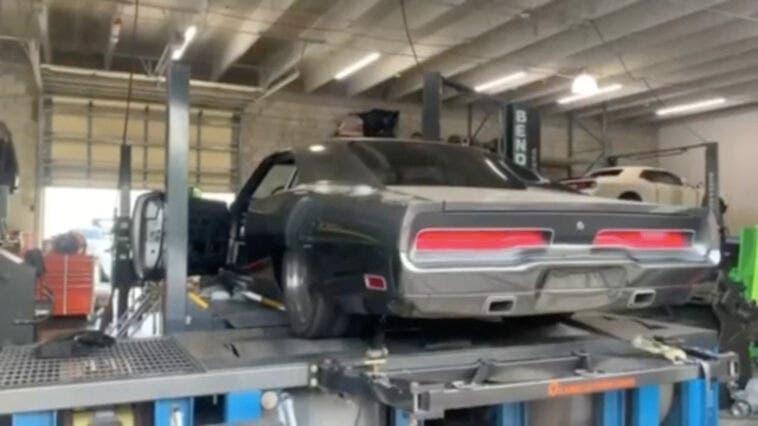 Dodge Charger Hellephant SpeedKore