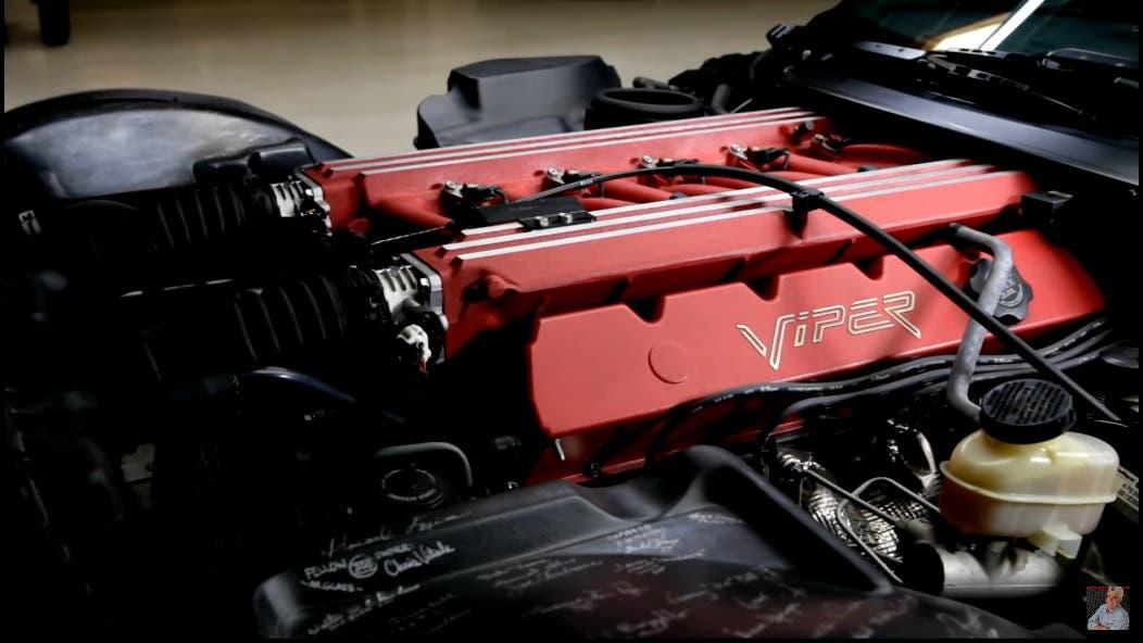 Dodge Viper GTS 1996 Jay Leno