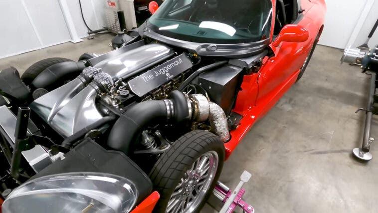 Dodge Viper Juggernaut