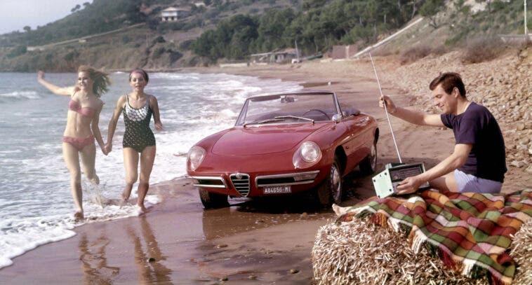 Alfa Romeo Duetto