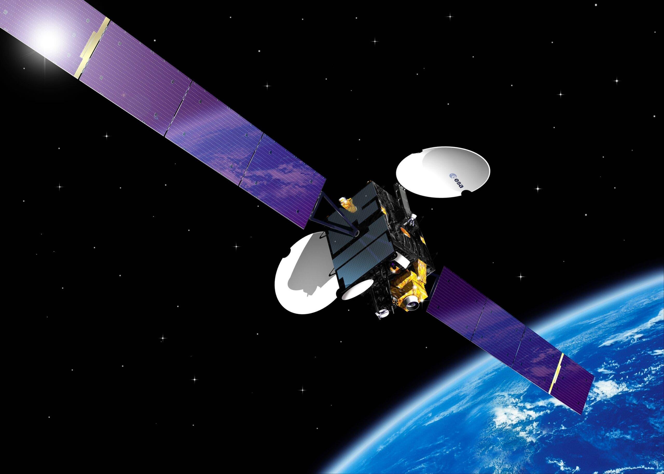 ESA_s_Artemis_satellite