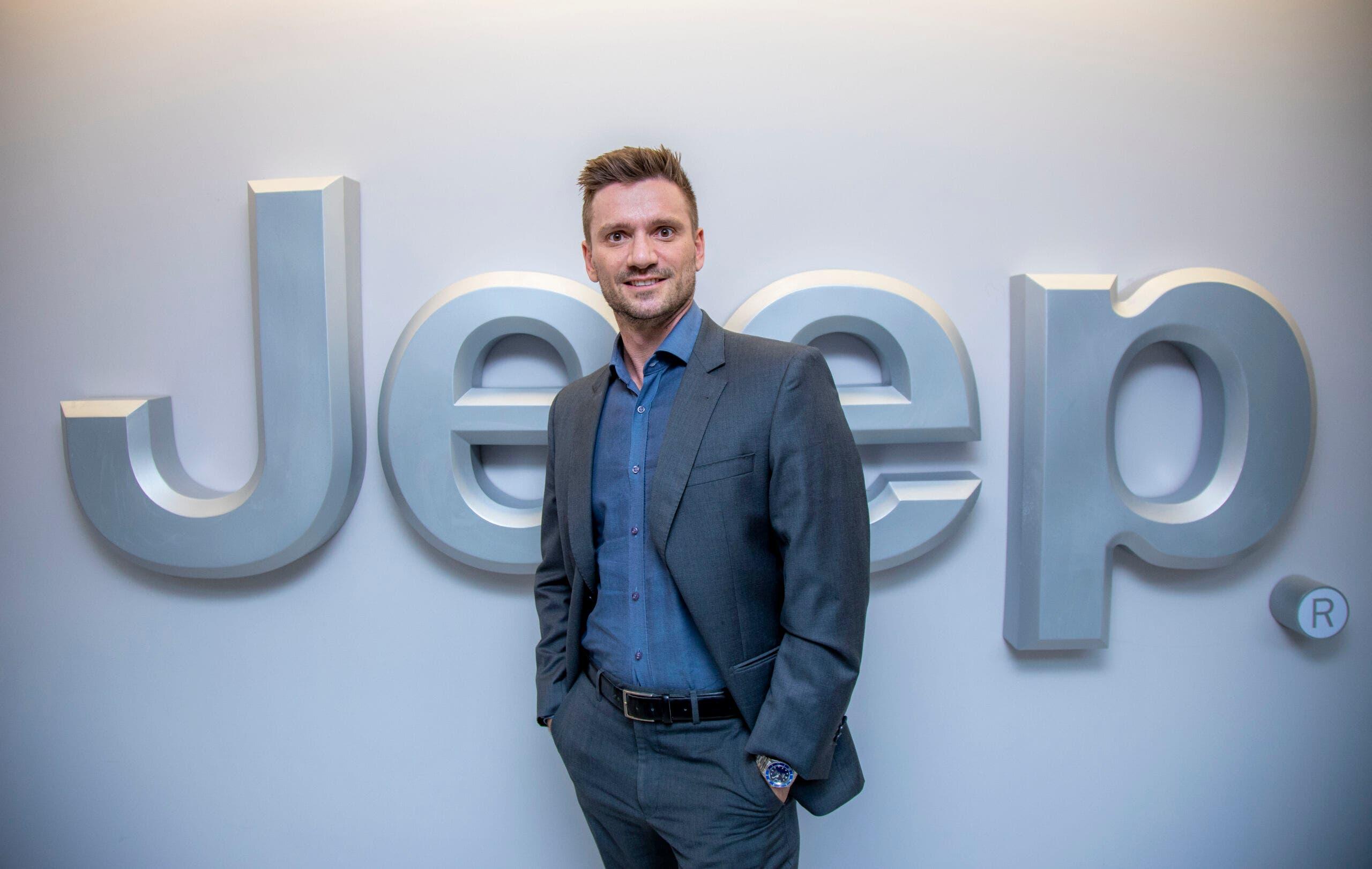 Everton Kurdejak Jeep