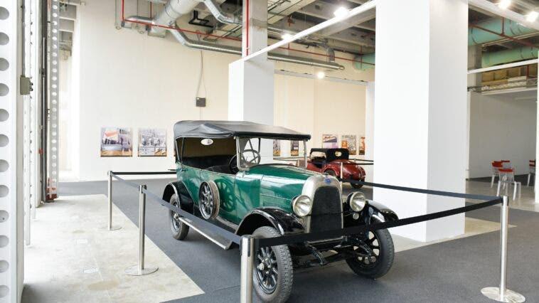 FCA Heritage mostra Lingotto