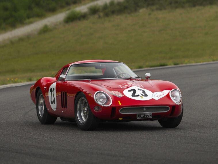In vendita la Ferrari 250 GTO, l'auto più costosa del mondo