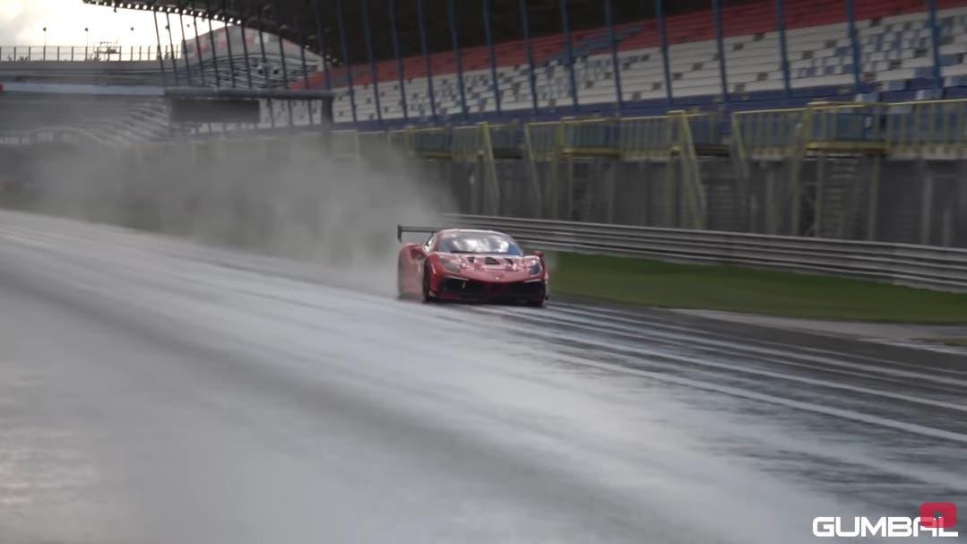 Ferrari 488 Challenge Evo TT Circuit Assen