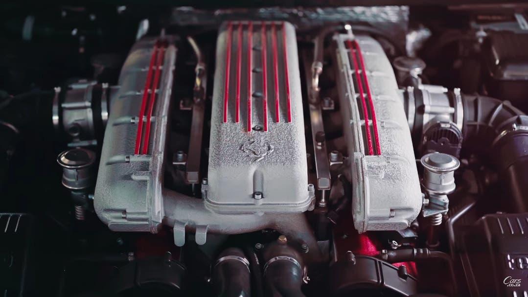 Ferrari 575M Maranello cambio manuale