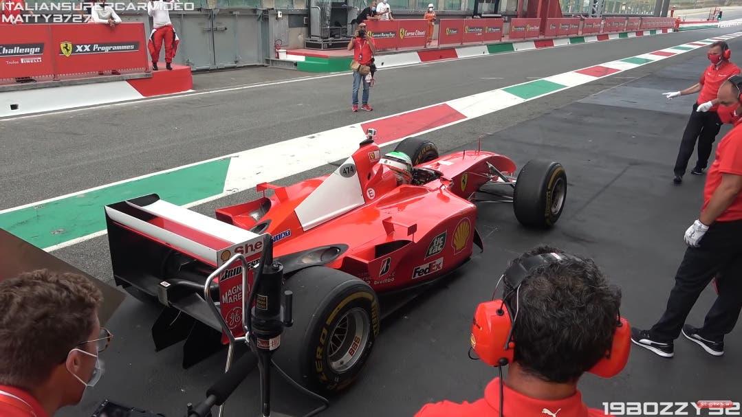 Ferrari F2001 Mugello