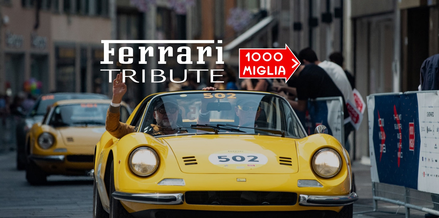 Ferrari Tribute to 1000 Miglia 2020