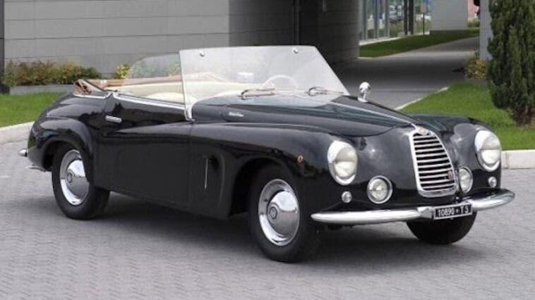 Fiat 1100 E Vistotal