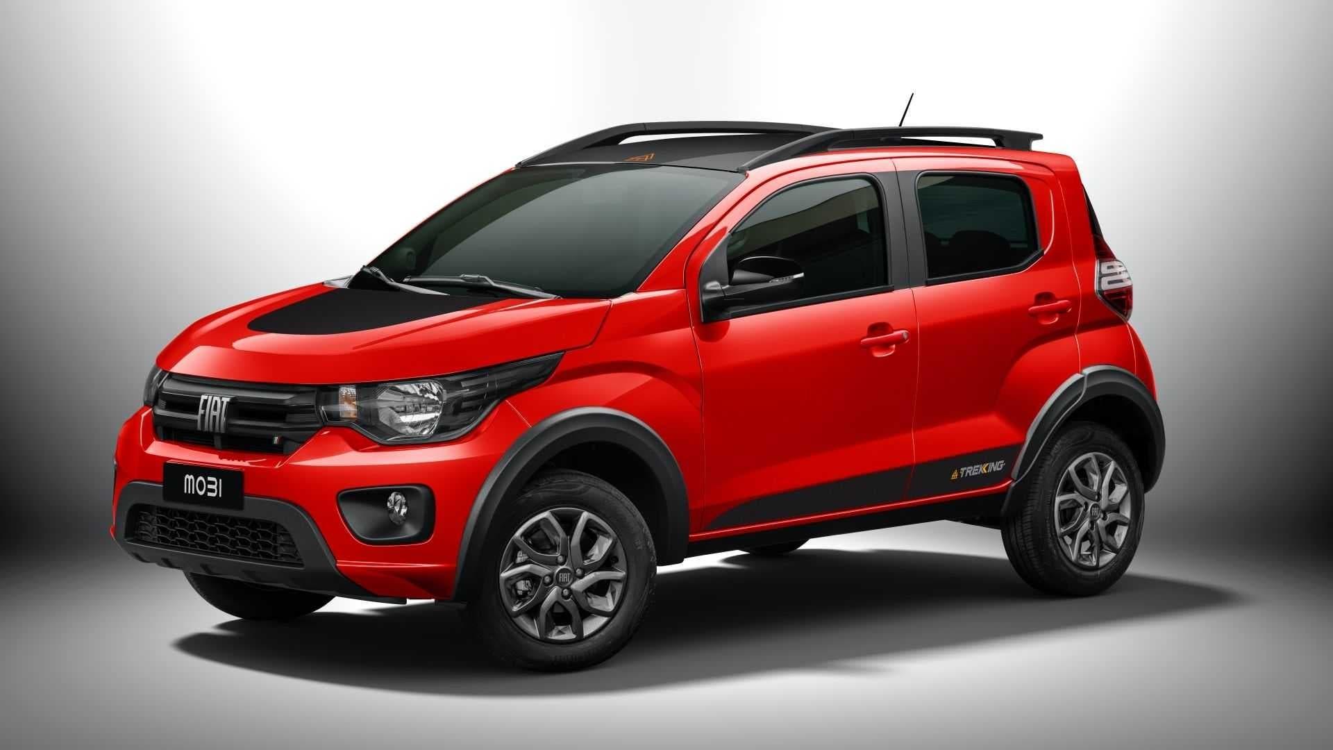 Fiat Mobi 2021 debutto Brasile