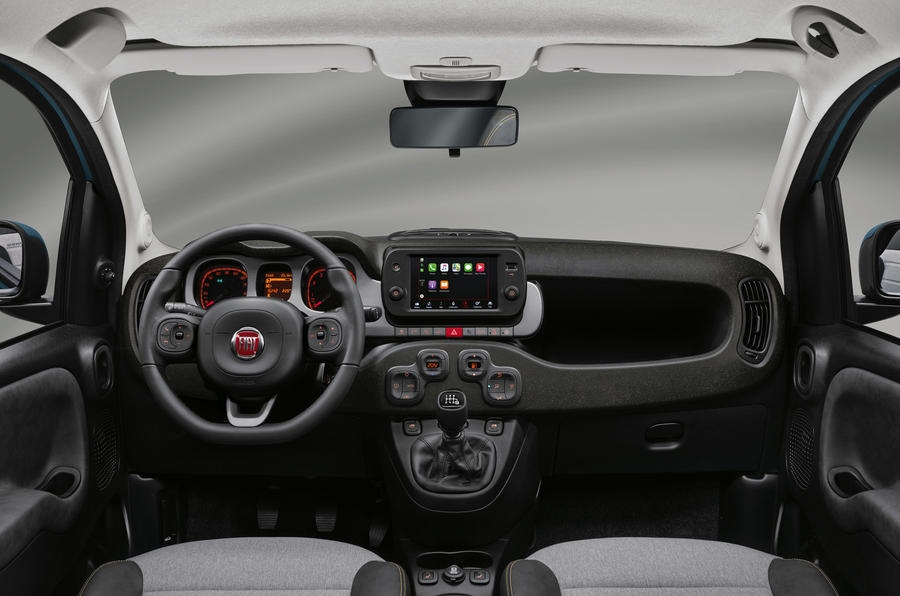 Fiat Panda 2021 UK