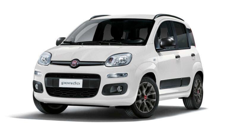 Fiat Panda Hybrid Easy Regno Unito