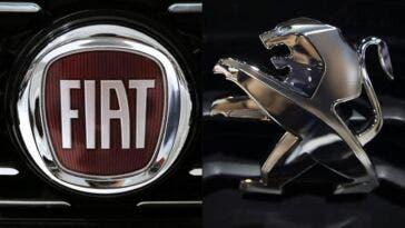 Fiat e Peugeot