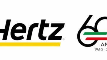 Hertz Italia 60 anni