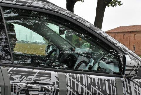 Jeep Compass 2022 foto spia