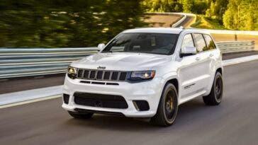 Jeep Grand Cherokee Trackhawk 2020 Australia