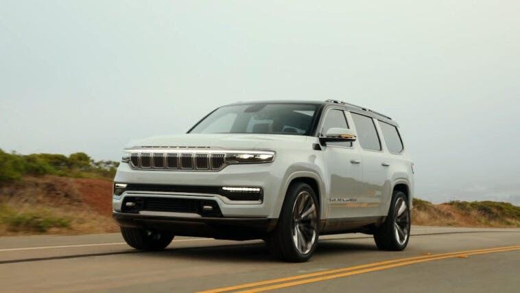 Jeep Grand Wagoneer Concept EddieX