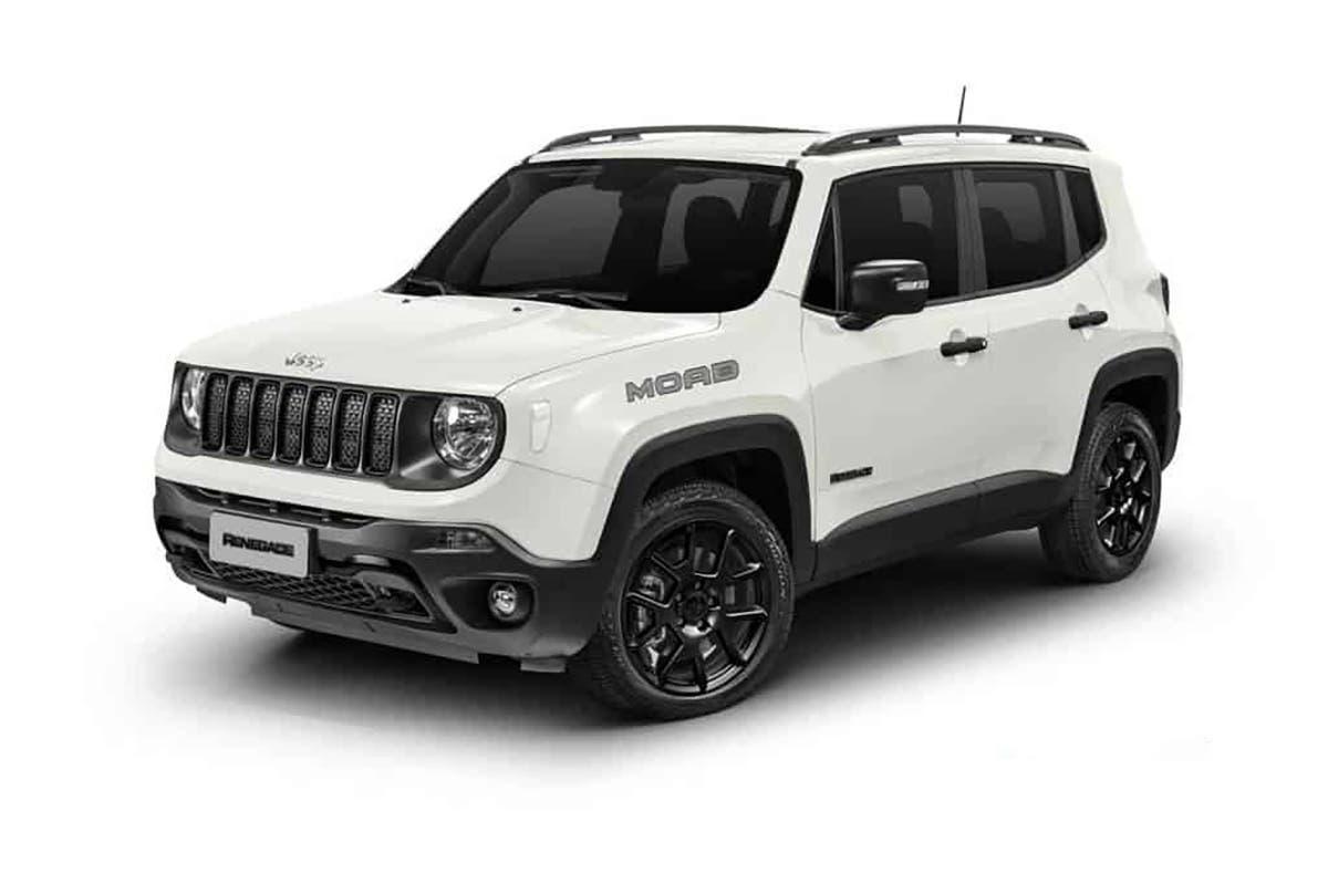 Jeep Renegade Moab 2021 Brasile
