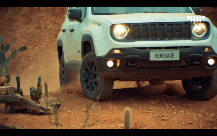 Jeep Renegade Moab video