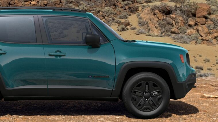 Jeep Renegade Upland 2021