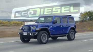 Jeep Wrangler EcoDiesel TheStraightPipes