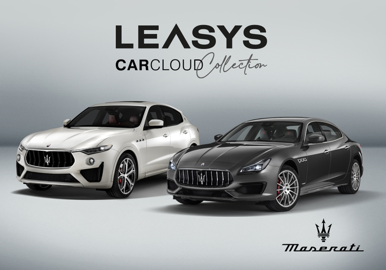 Leasys CarCloud Collection Maserati