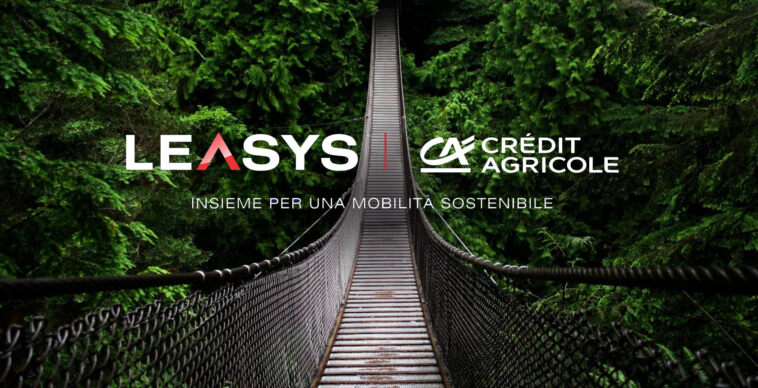 Leasys Mobility Store Crédit Agricole Italia
