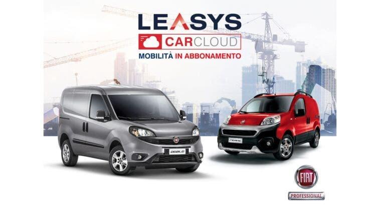 Leasys presenta CarCloud Pro