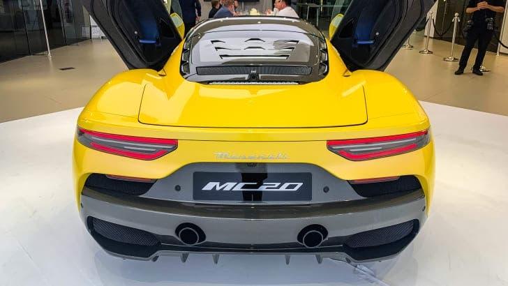 Maserati MC20 Australia