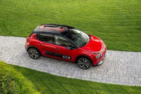 Nuova Citroën C3 Italia