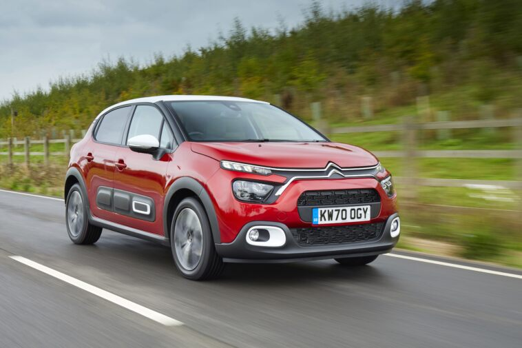 Nuova Citroën C3 PureTech