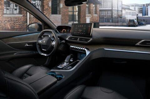 Nuova Peugeot 5008 Regno Unito
