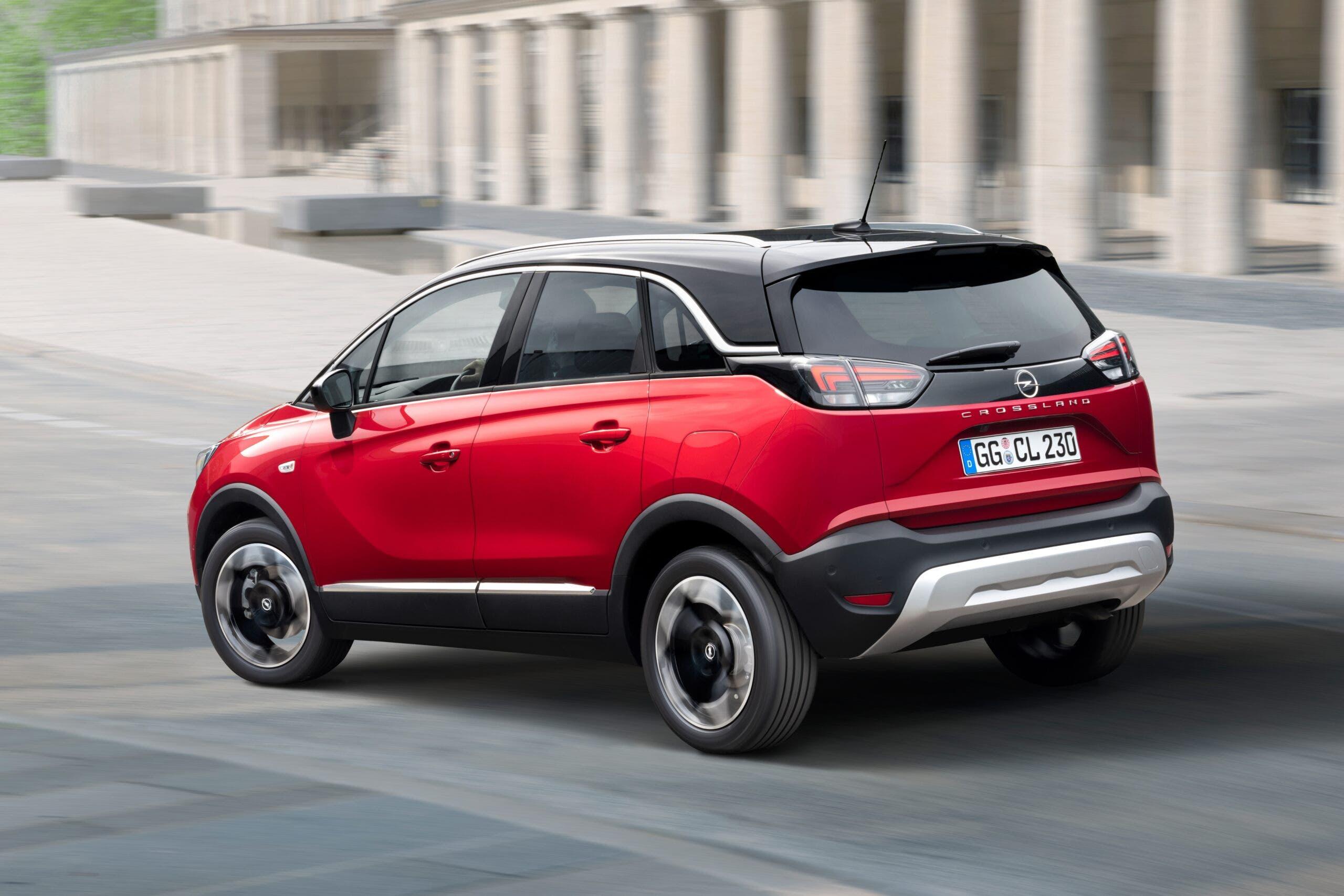 Nuovo Opel Crossland