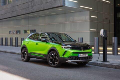 Nuovo Opel Mokka MIMO 2020